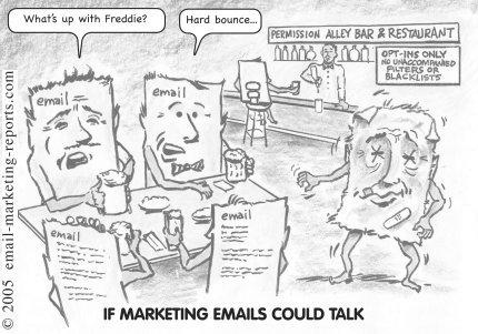 Email Marketingcartoon